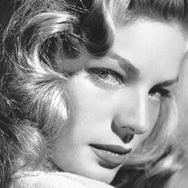 ザ・ルックLauren Bacall(ローレン・バコール)様の三白眼の魅力の記事に添付されている画像