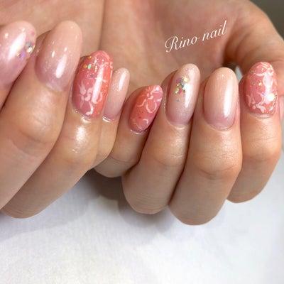 Flower nail♡の記事に添付されている画像