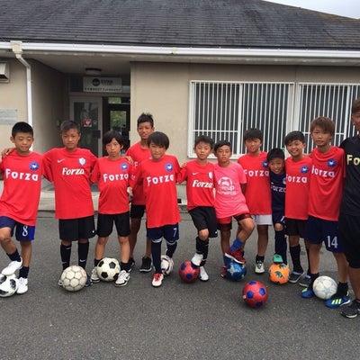 FORZA「愛知県サッカースクール生徒募集」の記事に添付されている画像