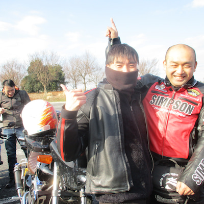 春のツーリング第一弾!! お寿司&筑波山観光 (*^^) No.1の記事に添付されている画像