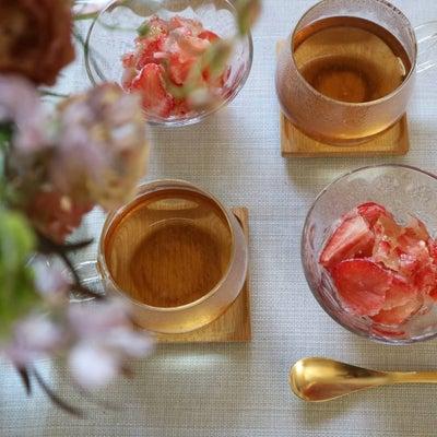 今が旬の苺ゼリーでお肌のハリをアップさせるの記事に添付されている画像