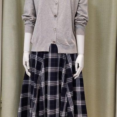 ☆ チェック切替えスカート ☆の記事に添付されている画像