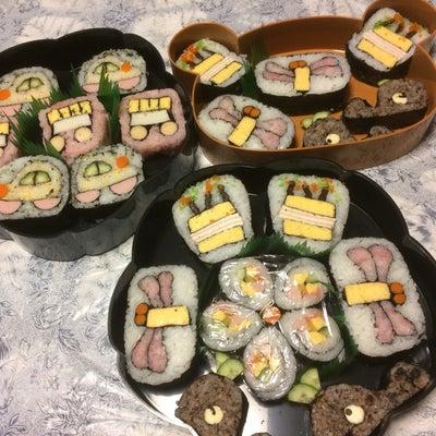 飾り巻き寿司2級認定講座の記事に添付されている画像