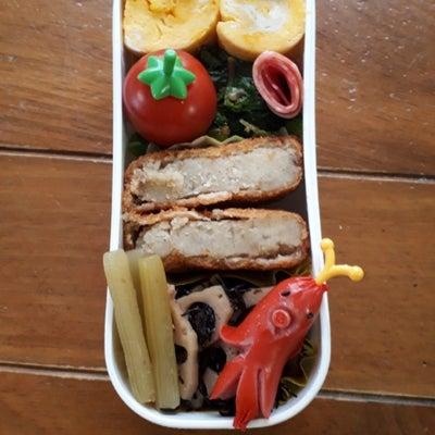 ありがとうの気持ちを込めた!旦那のお弁当~の記事に添付されている画像