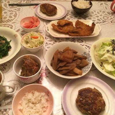 粗、冷蔵庫の中でオネンネしてた常備菜ご飯( ̄∀ ̄)>の記事に添付されている画像