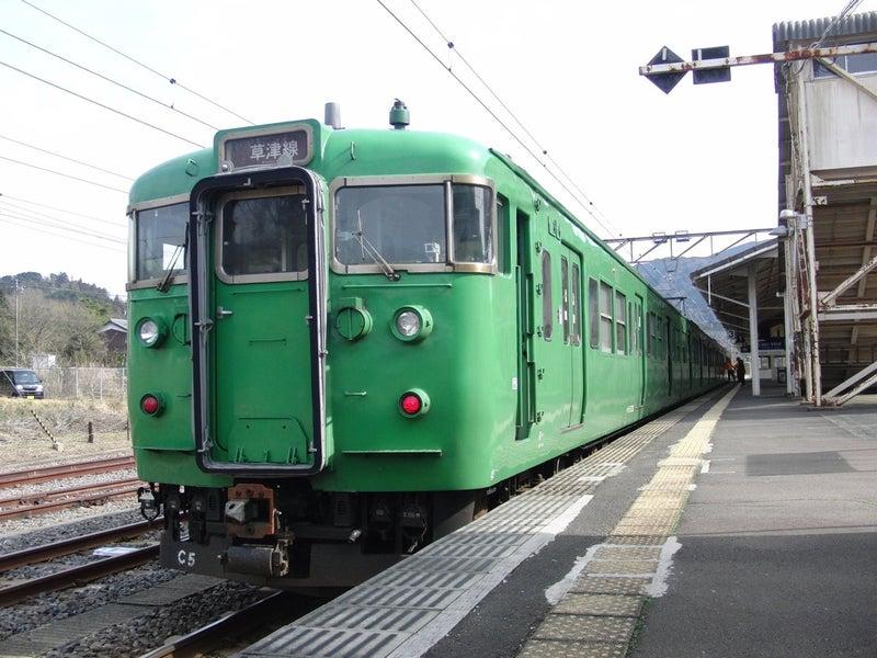 草津線113系 | KH6000