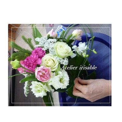 モンステラの葉でパリスタイル☆の記事に添付されている画像
