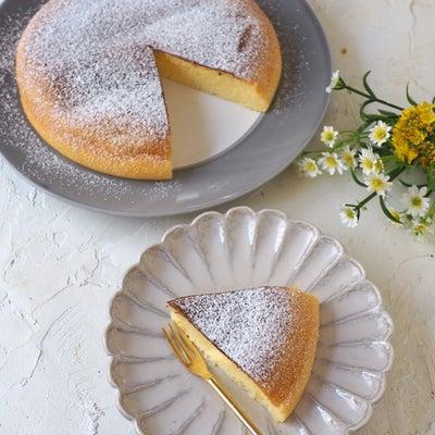炊飯器で簡単! しゅわしゅわスフレチーズケーキの記事に添付されている画像