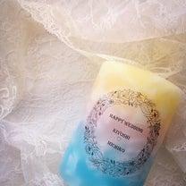 wedding candle~♪の記事に添付されている画像
