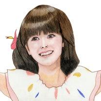 河合奈保子 似顔絵を久しぶりに描いてみました 可愛く描けたと思いますの記事に添付されている画像