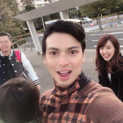 アレクさんと川崎希さんにお会いしましたー☆の記事に添付されている画像