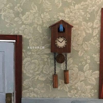 小鳥時計完成ですの記事に添付されている画像