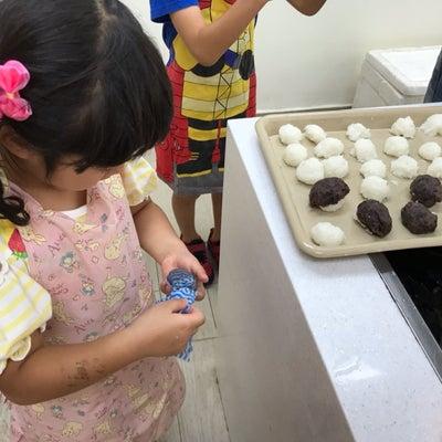 親子で飾り巻き寿司〜新幹線〜の記事に添付されている画像