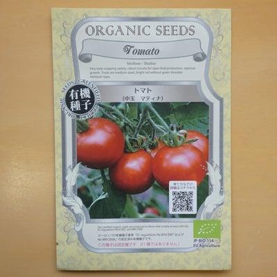 ミニトマトの種まき♪の記事に添付されている画像