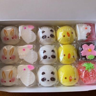 可愛いお菓子…可愛くて食べられない?!の記事に添付されている画像