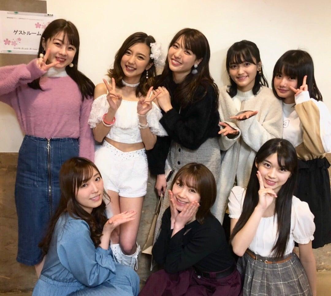 真野恵里菜デビュー10周年記念ライブに来たハロプロメンバーがこちら!!!!!!!!