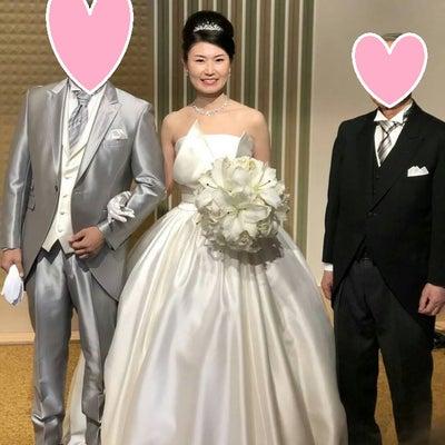 41歳婚活。ウェディングドレスも着ました♡の記事に添付されている画像