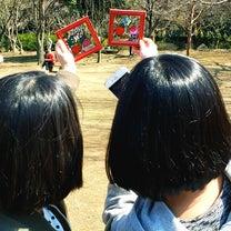 スマイルミュージックちがさきフェスタ☆ディンプルアート体験の様子と次回の茅ヶ崎の記事に添付されている画像