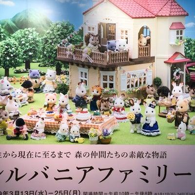 日本にこんなドールハウス文化があったのね、シルバニアファミリーの記事に添付されている画像