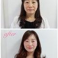 ベースと髪型を変えて、自分の綺麗の限界を超えて行こう!の画像