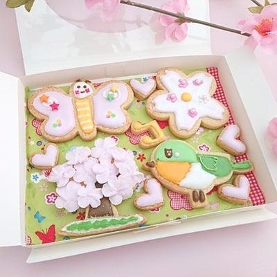 春のアイシングクッキー1dayレッスン♡の記事に添付されている画像