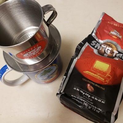 ベトナムコーヒーの記事に添付されている画像