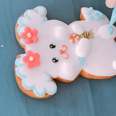春を待ちわびるうさぎちゃんと柴犬くん❤︎の記事に添付されている画像