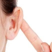耳マッサージでエイジングケアの記事に添付されている画像