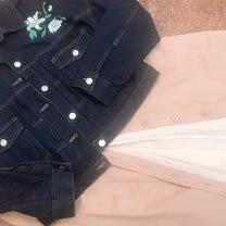 デニムのジャケットの記事に添付されている画像