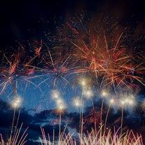諏訪湖の花火の記事に添付されている画像