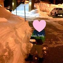 雪国に到着の記事に添付されている画像