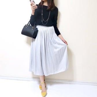 【UNIQLO】めちゃくちゃ惜しい!!新作スカートをレビュー♪