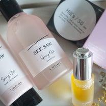 スキャルプケアと髪ツヤ叶う春限定の香りの記事に添付されている画像