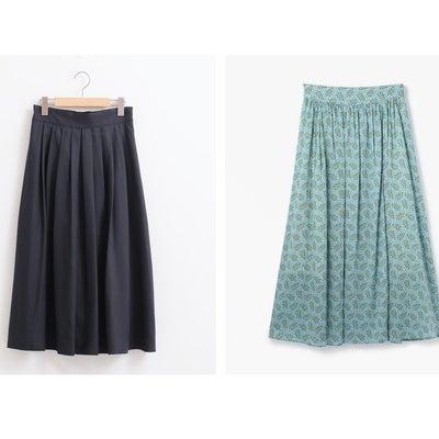 ロングスカート、フレアスカートなど、スカートのおすすめ!人気、春夏ファッションのの記事に添付されている画像
