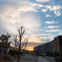 日の出が早くなりましたの記事に添付されている画像