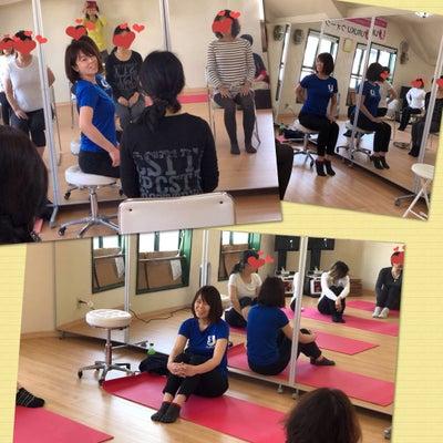 東京グループレッスン第3回目の記事に添付されている画像