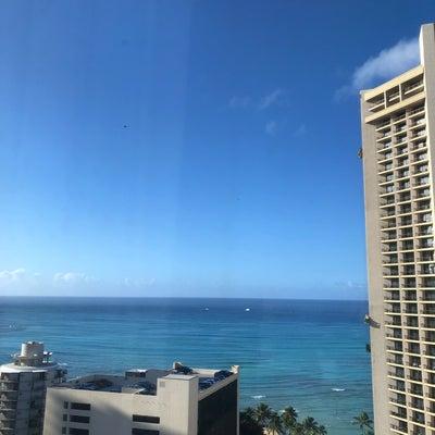 2019年1月ハワイ旅 大好物で朝食♡の記事に添付されている画像