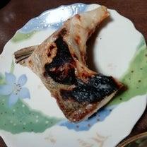 昨日の晩御飯はぶりカマの塩焼きと雑煮の記事に添付されている画像