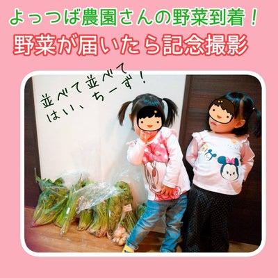 我が家流、子どもたちがお野菜と仲良くなる方法?の記事に添付されている画像