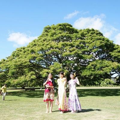 【旅行】ハワイ (7)ハワイアンスタイルの結婚式(2014/06)の記事に添付されている画像