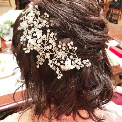 結婚式、裏話【当日編その1】の記事に添付されている画像