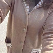 ベージュカラーで春らしくコーデ…☆の記事に添付されている画像