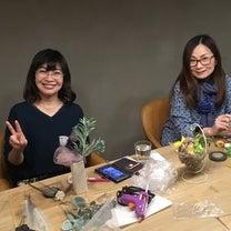 楽しい春のレッスン〜笑顔が溢れていました 大阪プリザーブドフラワー教室の記事に添付されている画像