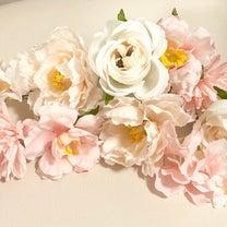 花嫁DIY◇髪飾りの記事に添付されている画像
