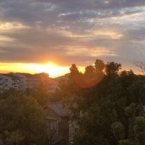 3/19の朝陽☀️の記事に添付されている画像