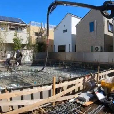 【現場日記】 基礎の耐圧盤コンクリート打設 【Week3 Day14】の記事に添付されている画像