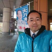 今朝は再び橋本駅北口へ(でも今日はデッキ下です)の記事に添付されている画像