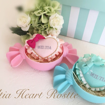 【miltia 第三弾 】miltia Heartロゼットの記事に添付されている画像