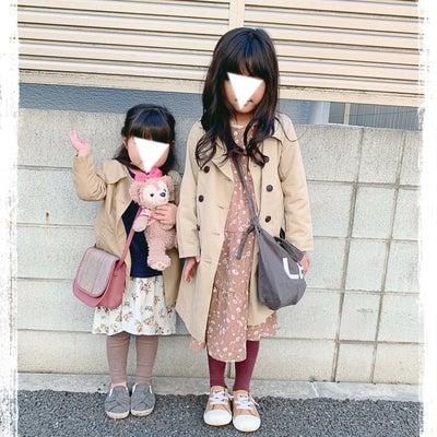 長女と双子姉と☺︎♡の記事に添付されている画像