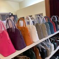 ボリード風 バッグ入荷して カラー充実していますの記事に添付されている画像